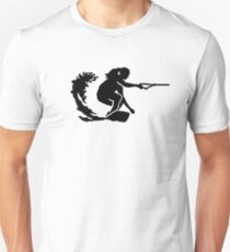 Wakeboard woman Unisex T-Shirt
