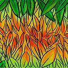 Herbstblätter von laustar