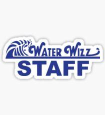 Wasser Wizz - Personal Sticker