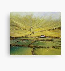 Kerry farmhouse Canvas Print