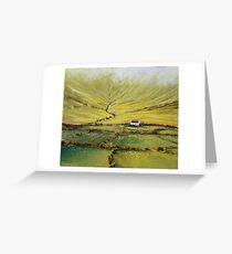 Kerry farmhouse Greeting Card