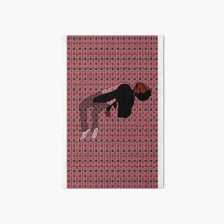 Because the Internet: Death By Numbers - Childish Gambino/Donald Glover  Art Board Print