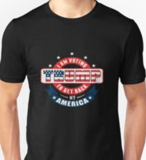 I am Voting Trump... T-Shirt