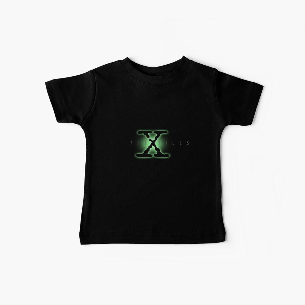 The X Files Logo Baby T-Shirt