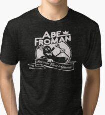 Abe Froman Tri-blend T-Shirt