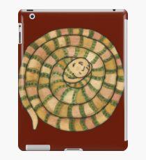 Sleeping Snakeman - Spirit Animal iPad Case/Skin