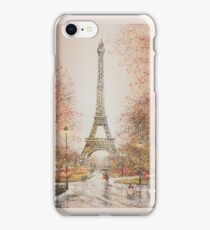 Paris Art iPhone Case/Skin