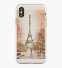 Paris Art iPhone Case