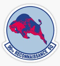99th Reconnnaissance Squadron  Sticker