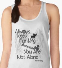 Supernatural Campaigns Women's Tank Top
