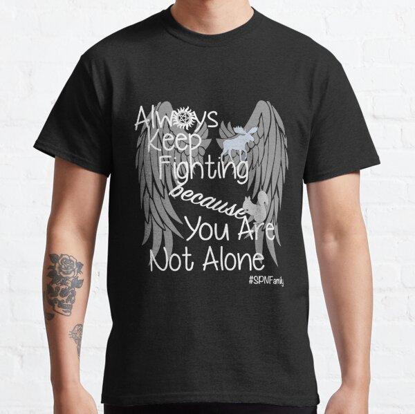 Supernatural Campaigns Classic T-Shirt