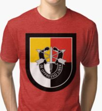 3rd Special Forces Tri-blend T-Shirt