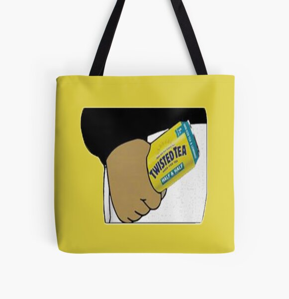 Twisted Tea ,Don't get it twisted , Best Design,Be a little twisted  All Over Print Tote Bag