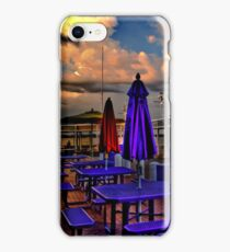 Everning in St. Petersburg , FL iPhone Case/Skin