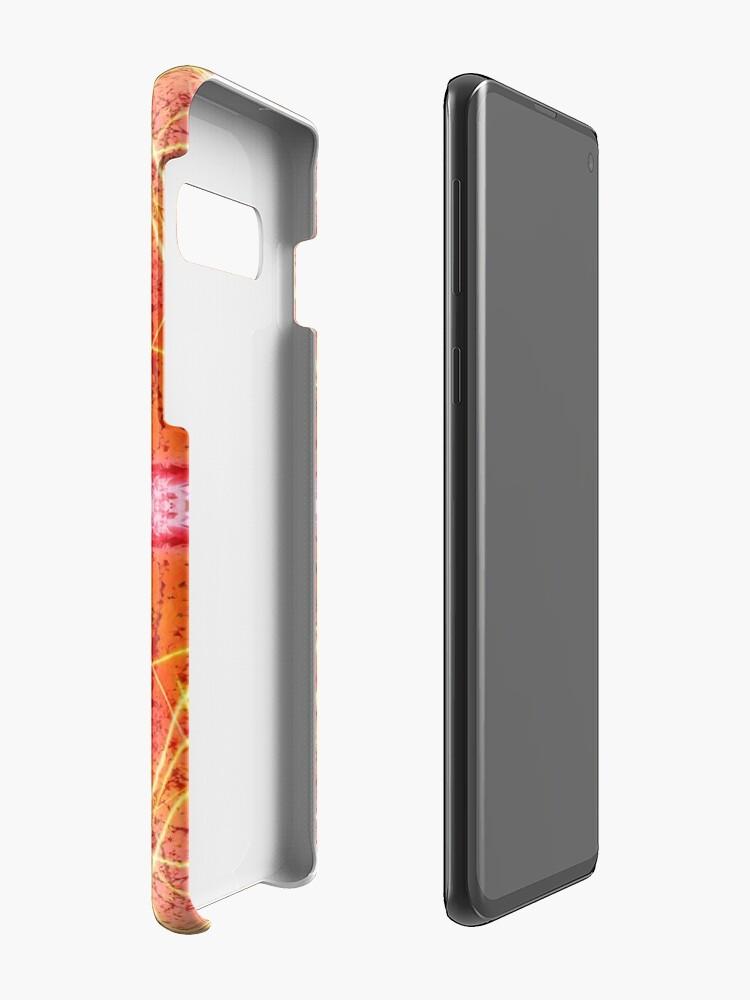 Alternative Ansicht von Hell unter der Erdfäule Hülle & Klebefolie für Samsung Galaxy