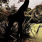 The Wild Robot Giraffe by A57737