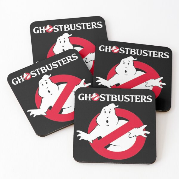 Ghostbusters Coasters (Set of 4)