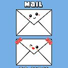 Mail & Fe-mail by jamiechall