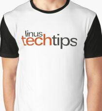 Linus Tech Tips Graphic T-Shirt