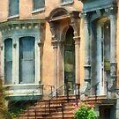 Albany NY Brownstone by Susan Savad