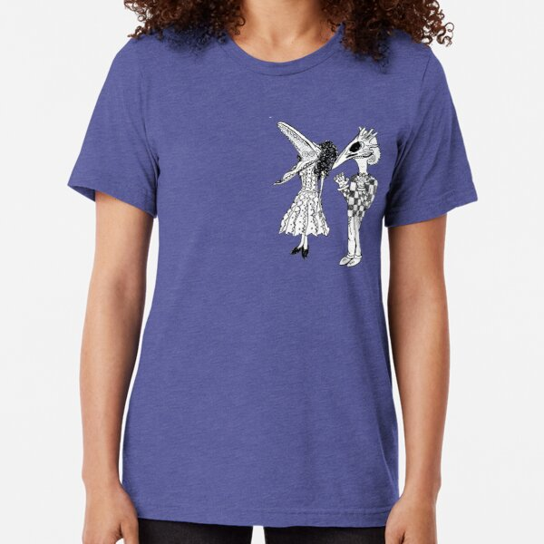 small beetlejuice Tri-blend T-Shirt