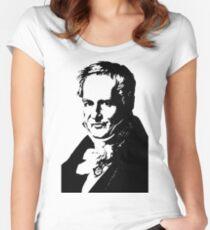 Alexander von Humboldt-3 Women's Fitted Scoop T-Shirt