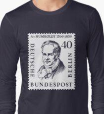 Alexander von Humboldt Long Sleeve T-Shirt