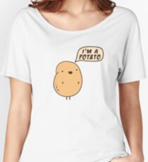 I'm a Potato Women's Relaxed Fit T-Shirt