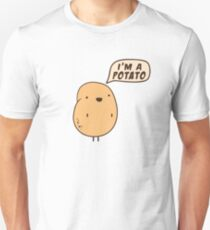 I'm a Potato Unisex T-Shirt