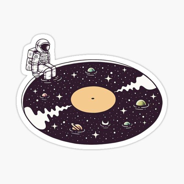 Cosmic Sound Sticker