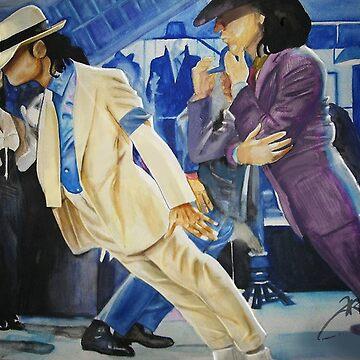 "Micheal Jackson ""Smooth Criminal"" by thalilarsenic"
