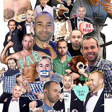 """James """"Murr"""" Murray (iPhone) by LauraWoollin"""