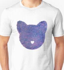 Heart Cat Unisex T-Shirt