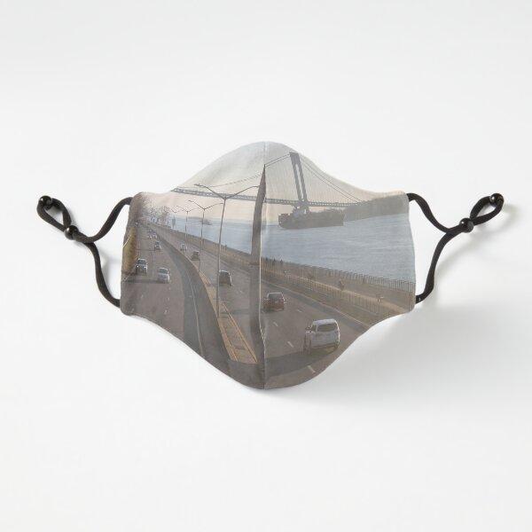 Verrazzano-Narrows Bridge: Suspension Bridge Fitted 3-Layer