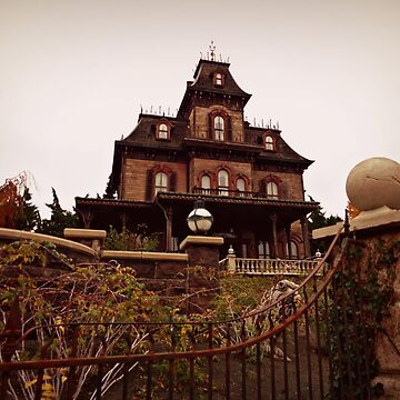 Phantom Manor by ashleeeyjayne