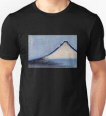 'Mount Fuji 2' by Katsushika Hokusai (Reproduction) T-Shirt