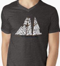 Tops'l Schooner Sail/Spar Plan T-Shirt
