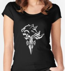 Final Fantasy VIII Women's Fitted Scoop T-Shirt