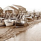 The Fishing Fleet by mikebov