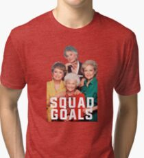 The Golden Squad Tri-blend T-Shirt