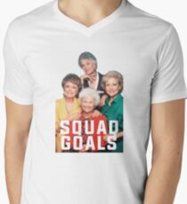 The Golden Squad Men's V-Neck T-Shirt