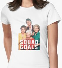 The Golden Squad Women's Fitted T-Shirt