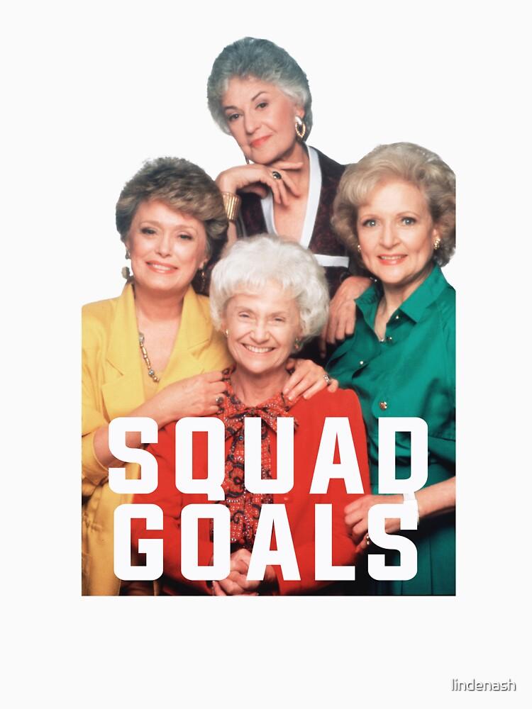 The Golden Squad by lindenash