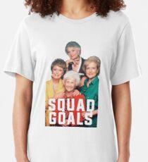 The Golden Squad Slim Fit T-Shirt