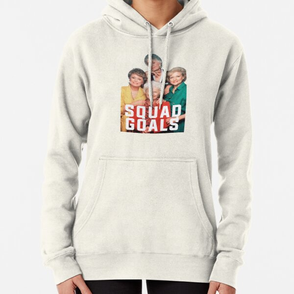 The Golden Squad Pullover Hoodie