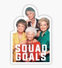 The Golden Squad Sticker