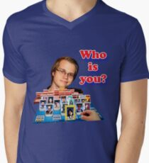 Who is you? Armada SSBM Guess who T-Shirt