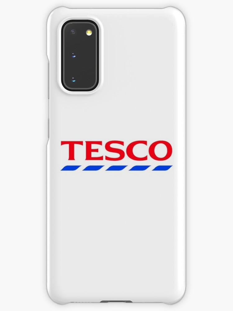 Tesco Case Skin For Samsung Galaxy By Vaganaut Redbubble