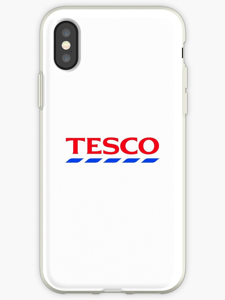 sneakers for cheap d6dc5 502dd 'Tesco' iPhone Case by vaganaut