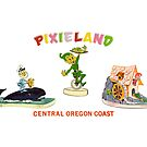 Pixieland Multi-Pixies by Hedrin